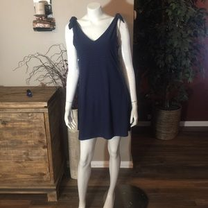 Trixxi Blue Dress